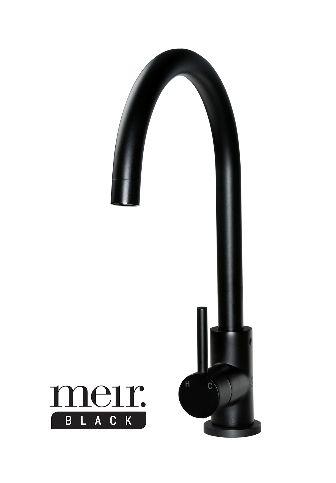buy a black kitchen faucet delivery from stock mastello