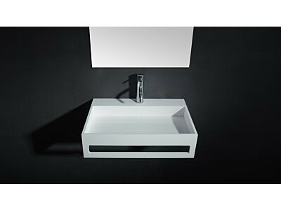 Ideavit Solid Surface wastafel Solidpure