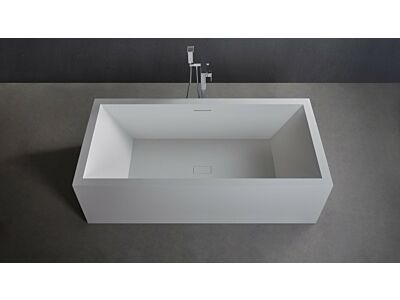 Ideavit Solid Surface vrijstaand bad Solidvitas 180