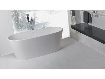 Ideavit Solid Surface vrijstaand bad Solidglam