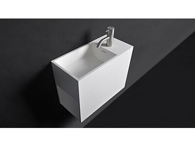 Ideavit Solid Surface toiletfontein Solidwash