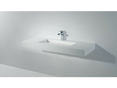 Ideavit Solid Surface wastafel Solidsquare